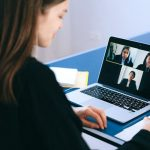 zoom call with hr professionals discussing why good employees leave