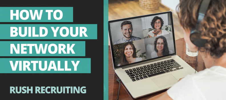 How to Build Your Network Virtually